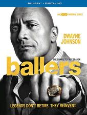 Ballers - Complete 1st Season (Blu-ray)