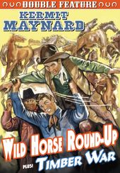 Kermit Maynard Double Feature: Wild Horse