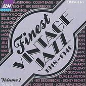 Finest Vintage Jazz, Volume 2 (1918-1940)