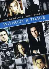 Without A Trace - Complete 3rd Season (5-Disc)