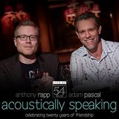 Acoustically Speaking: Live at Feinstein's/54
