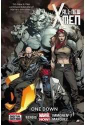 All-New X-Men 5: One Down