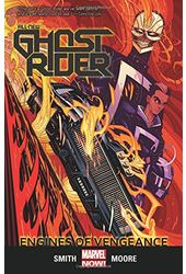 All-New Ghost Rider 1: Engines of Vengeance