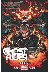 All-New Ghost Rider 2: Legend