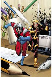 Ant-Man & Wasp: Small World, Collected Editions