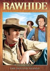 Rawhide - Season 2 - Volume 1 (4-DVD)