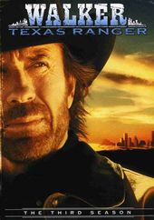 Walker, Texas Ranger - Complete 3rd Season (7-DVD)