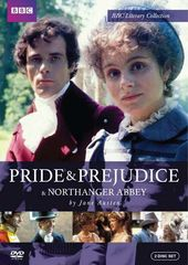 Pride & Prejudice / Northanger Abbey (2-DVD)