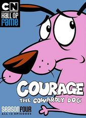 Courage the Cowardly Dog - Season 4 (2-DVD)