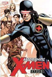 Astonishing X-Men 9: Exalted