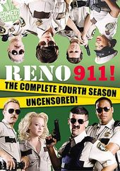 Reno 911! - Complete 4th Season (2-DVD)