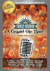 Country's Family Reunion: A Grand Ole Time,