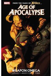 Age of Apocalypse 2: Weapon Omega