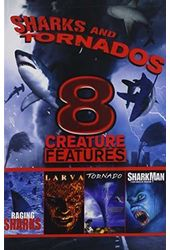 8 Creature Features (Raging Sharks / Larva /