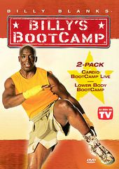 Billy Blanks - Lower Body Bootcamp / Cardio