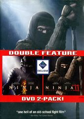 Ninja / Ninja II: Shadow of a Tear (2-DVD)