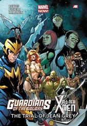 Guardians of the Galaxy / All-New X-Men: The