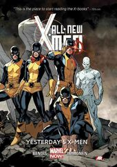 All-New X-Men 1: Yesterday's X-Men