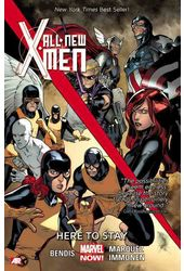 All-New X-Men 2: Here to Stay
