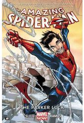 The Amazing Spider-Man 1: The Parker Luck