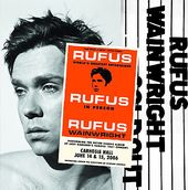 Rufus Does Judy at Carnegie Hall (Live) (2-CD)