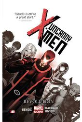 Uncanny X-Men 1: Revolution