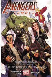 Avengers Assemble: The Forgeries of Jealousy