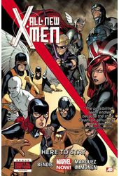 All-New X-Men 2: Here to Stay (Marvel Now)