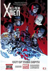 All-New X-Men 3: Out of Their Depth