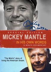 Baseball - Mickey Mantle: In His Own Words