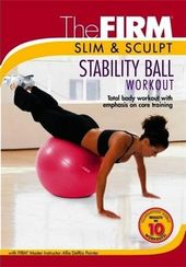The Firm - Slim & Sculpt Stability Ball Workout