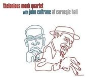 Thelonious Monk Quartet With John Coltrane At