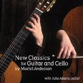 New Classics for Guitar and Cello by Muriel