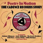 Poetry In Motion: The Cadence Records Story (2-CD)