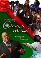 Fred Hammond - Christmas...Who Needs It