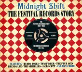 Midnight Shift: The Festival Records Story (2-CD)