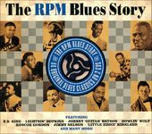 The RPM Blues Story (2-CD)