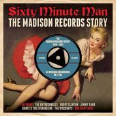 Sixty Minute Man: The Madison Records Story (2-CD)