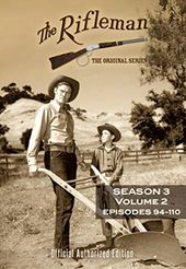 The Rifleman - Season 3, Volume 3 (4-DVD)