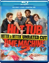 Hot Tub Time Machine 2 (Hotter & Wetter Unrated