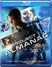 Project Almanac (Blu-ray)