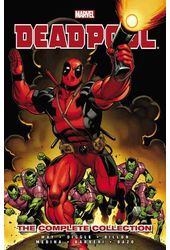 Deadpool by Daniel Way: the Complete Collection 1