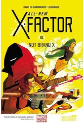 All-New X-Factor 1: Not Brand X (Marvel Now!)
