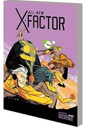 All-New X-Factor 3: Axis