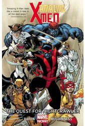 Amazing X-Men 1: The Quest for Nightcrawler