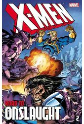 X-Men The Road to Onslaught 2