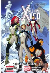 All-New X-Men 4: All-Different