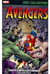 The Avengers Epic Collection 1: Earth's Mightiest