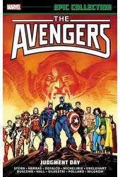 The Avengers Epic Collection 17: Judgement Day