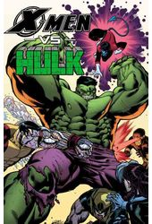 X-Men vs Hulk
